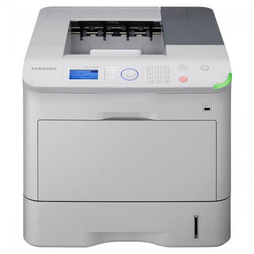 Imprimanta SH Laser Monocrom SAMSUNG ML-5515DN, Retea, Duplex, USB, A4, 55ppm