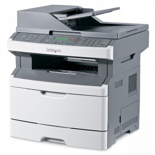 Imprimanta SH Multifunctionala LEXMARK X363DN, 33 PPM, Duplex, Retea, Parallel, USB, 1200 x 1200, Laser, Monocrom, A4