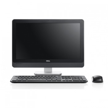 All In One Refurbished DELL 9010, 23 inch, Intel Core i5-3570s 3.10GHz, 4GB DDR3, 250GB SATA, Webcam, Tastatura + Mouse Cadou, Windows 10 Pro