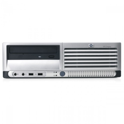Calculator Second Hand HP DC7700, Core 2 Duo E4300, 1.8Ghz, 2Gb DDR2, 80Gb SATA, DVD-ROM