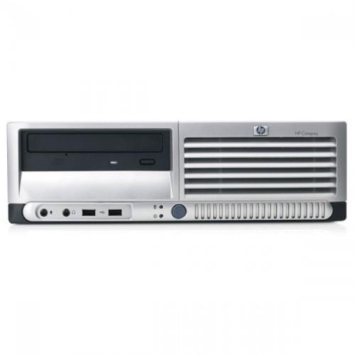 Calculator Second Hand HP DC7700, Core 2 Duo E4300, 1.8Ghz, 2Gb DDR2, 80Gb SATA, DVD-ROM
