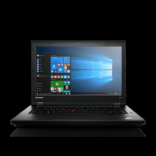 Laptop Refurbished LENOVO L440, Intel Core i5-4200M, 2.50GHz, 4GB DDR3, 320GB SATA, DVD-RW, 14 inch + Windows 10 PRO