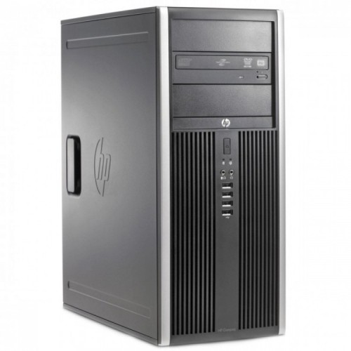 Calculator HP 6200 PRO Tower, Intel Core i5-2400 3.10Ghz, 4GB DDR3, 500GB SATA, DVD-ROM