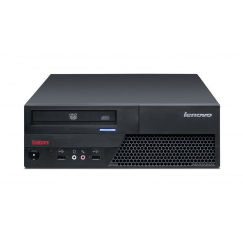 Calculator SH Lenovo Thinkcentre M58e SFF, Intel Pentium Dual Core E5300, 2.60Ghz, 2Gb DDR2, 160Gb HDD, DVD-ROM