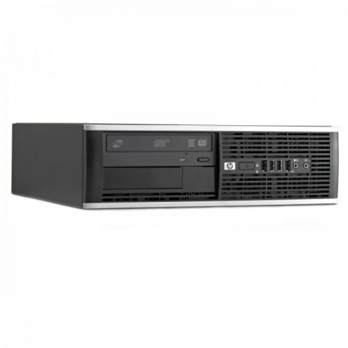 Calculator Refurbished HP Compaq 6300 Pro SFF, Intel Core i5-2320 3.00 GHz, 4GB DDR3, 250GB SATA, DVD-ROM + Windows 10 PRO