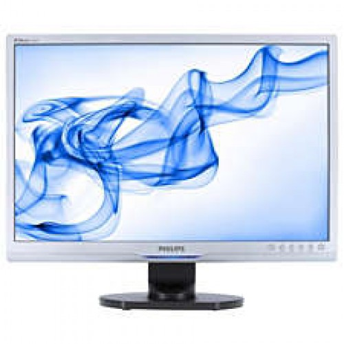 Monitor LCD PHILIPS 2205W , 22 inci LCD, 1680 x 1050 pixel 60Hz, Widescreen 16:10 ***