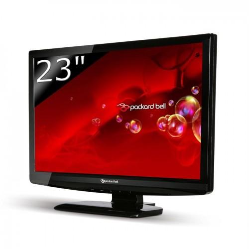 Oferta Monitor PACKARD BELL 230WS , 23 inci Wide, 1920 x 1080 pixel VGA, DVI