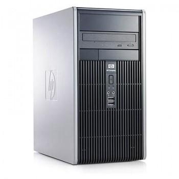 Calculator SH HP DC5800 minitower, Intel Core 2 Quad Q9400 2.66Ghz, 4Gb DDR3, 250Gb HDD, DVD-RW