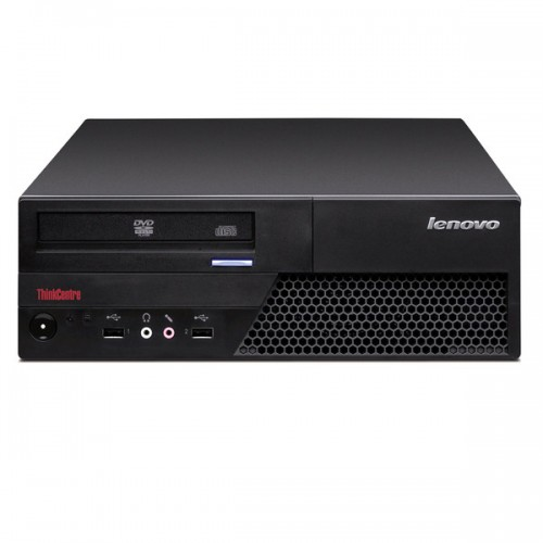 PC SH IBM ThinkCentre M58p, Intel Core 2 Duo E8400, 3.0Ghz, 2Gb DDR3, 160Gb HDD, DVD-RW