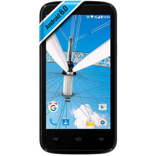 Telefon Smart Vonino Xylo X dual sim, Quad Core Cortex A7, 8Gb, 1Gb LPDDR3, Display 4 inch 800 x 480