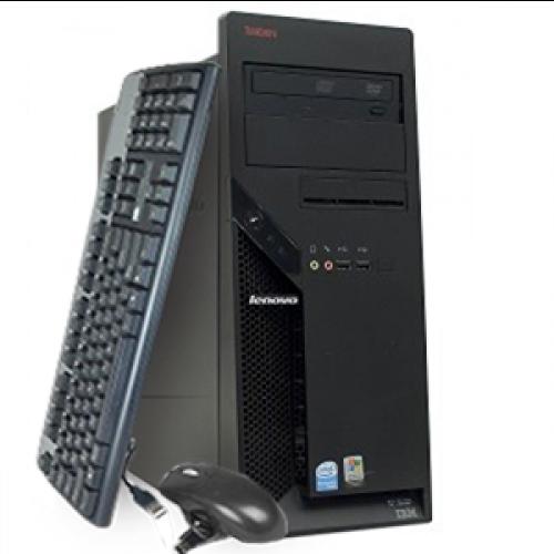 PC Desktop IBM ThinkCentre A52-8343, Procesor Intel Celeron 2800hz,Memorie RAM 1Gb, HDD 40Gb, DVD-ROM ***