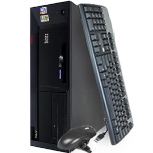 PC IBM ThinkCentre M52 Desktop, Intel Pentium Procesor 4, 3.0Ghz, 1Gb DDR2 Memorie, 80Gb SATA, DVD-ROM ***
