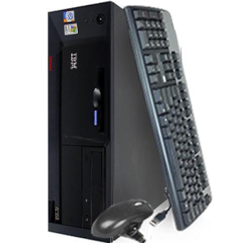 PC IBM ThinkCentre M52 Desktop, Intel Pentium Procesor 4, 3.0Ghz, 1Gb DDR2 Memorie, 80Gb SATA, DVD-ROM ***