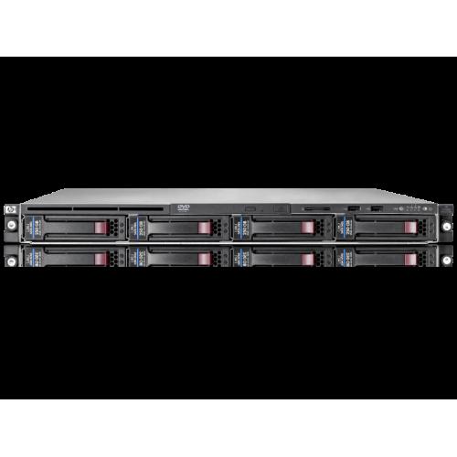 Hp Proliant DL160 G6, 2 x Intel Xeon E5530 Quad Core, 2.4Ghz, 8Gb DDR3 ECC, 2 x 320Gb SATA, OnBoard RAID