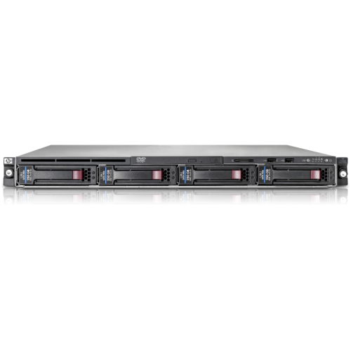 Hp Proliant DL160 G6, 2 x Intel Xeon E5530 Quad Core, 2.4Ghz, 8Gb DDR3 ECC, OnBoard RAID