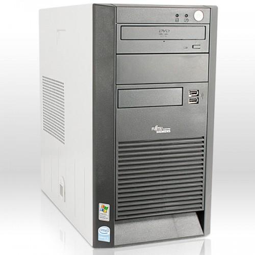 PC SH Fujitsu Siemens Scenic P2500, Intel Pentium 4 3.0Ghz, 1Gb DDR, 80Gb HDD, DVD-ROM