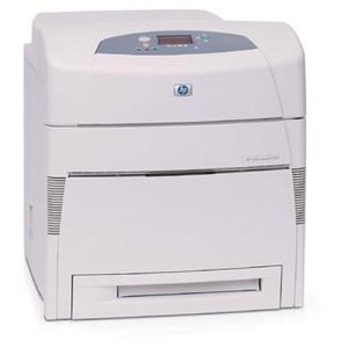 Imprimanta laser Second Hand A3 HP Color LaserJet 5550 N, Retea, port paralel