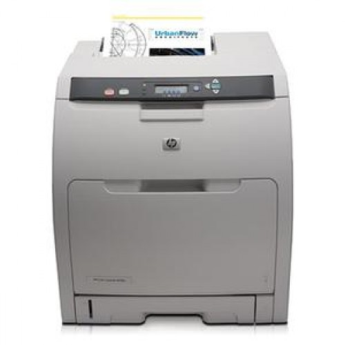 Imprimanta second hand HP Color LaserJet 3600, Duplex Manual, 17ppm