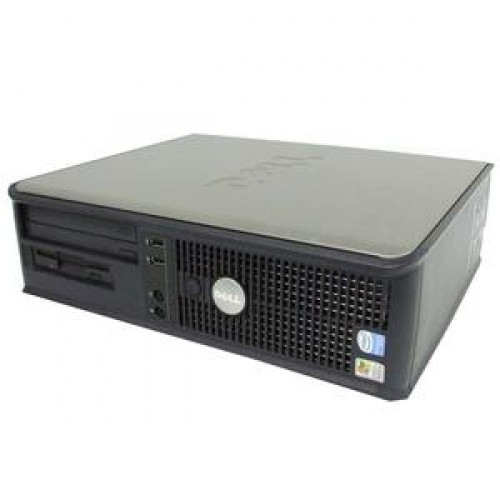 Pc Dell Optiplex GX620 Desktop, Intel Pentium D 2.8Ghz, 2Gb DDR2, 160Gb SATA, RW