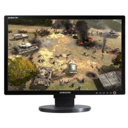 Monitor Samsung 245B, 24 inci LCD, 1920 x 1200 dpi