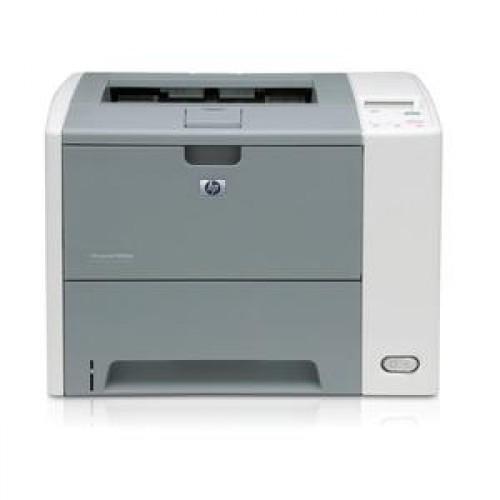 Imprimanta laser monocrom Hp P3005N + cartus nou compatibil