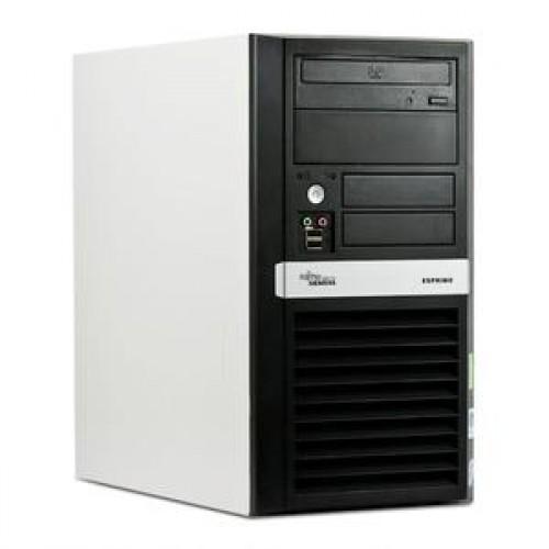 Fujitsu Siemens Esprimo P2501, Intel Celeron 3.06Ghz, 3Gb, 250Gb, DVD-ROM