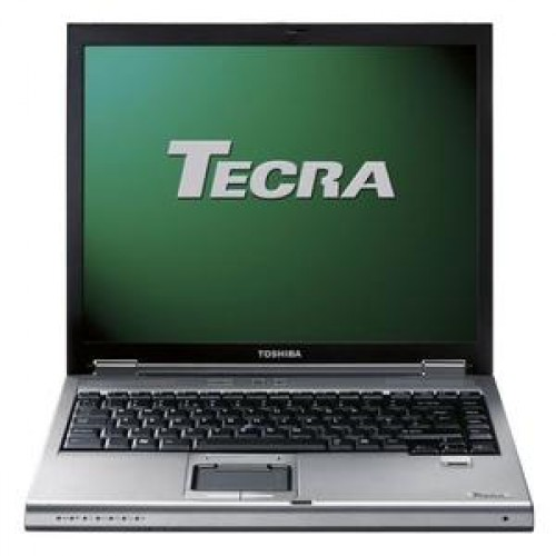 Laptop second hand Toshiba Tecra M5, Intel Core 2 Duo T5500, 1.66Ghz, 1024Mb, 80Gb HDD, DVD-ROM
