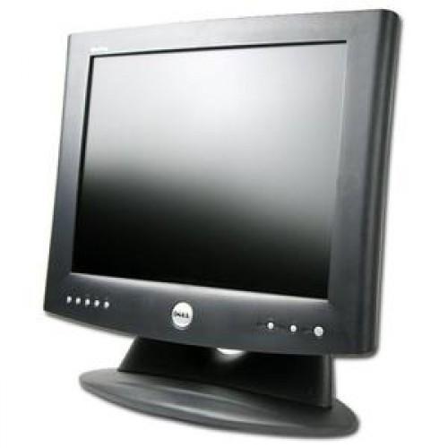 Monitoare Ieftine Dell 1702FP, 17 Inci LCD, 1280 x 1024 dpi, VGA, DVI