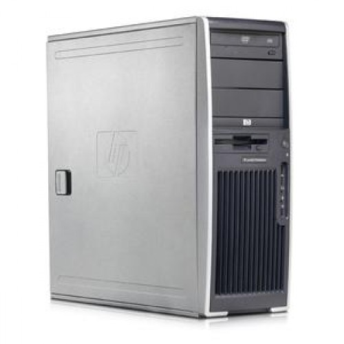 Workstation Hp xw4600 Core 2 Duo E7200, 2.5Ghz, 2Gb RAM, 160Gb SATA, DVD-ROM, Nvidia Quadro FX 380
