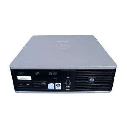 Calculator HP DC5800, SFF, Intel Pentium Dual Core E2200, 2.20 GHz, 1 GB DDR2, 160GB SATA, DVD-RW