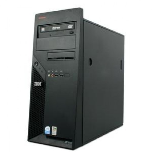PC Lenovo M55 Tower, Intel Core2 Duo E6300 1.8Ghz, 1Gb DDR2, 160GB HDD, DVD-ROM