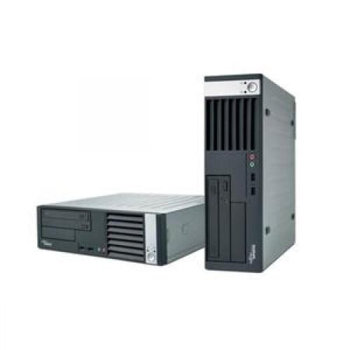 Calculator ieftin Fujitsu E5925 Desktop, Intel Core 2 duo E6550, 2.33ghz, 2Gb DDR2, 250Gb SATA, DVD-ROM