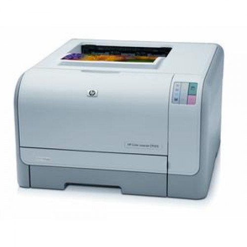 Imprimanta laser color HP LaserJet CP1215, 12ppm, 600 x 600