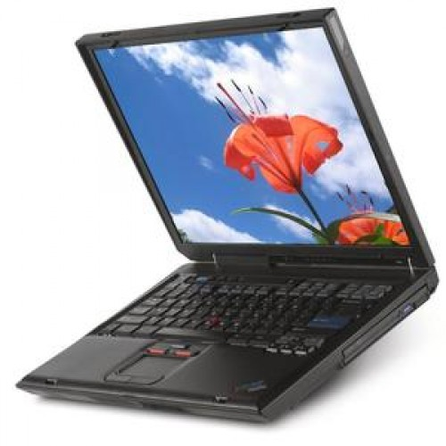 Laptop second IBM ThinkPad R40, Pentium M, 1.6Ghz, 512Mb, 30Gb, DVD-ROM