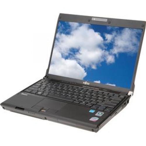 Notebook Fujitsu Siemens P8020, Core 2 Duo SU9400, 1.4Ghz, 4Gb DDR2, 160Gb SATA, 12.1 inci, DVD-RW ***