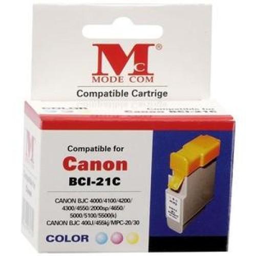 Cartus cerneala Modecom, Compatibil pentru Canon BCI-21C, NOU