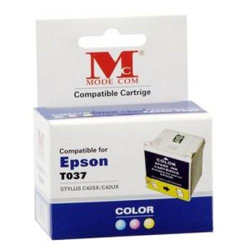 Cartus Color cerneala Modecom, Compatibil pentru EpsonT037, NOU