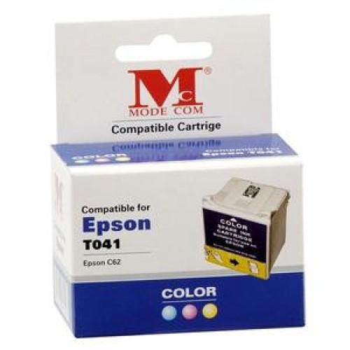 Cartus Color cerneala Modecom, Compatibil pentru EpsonT041, NOU