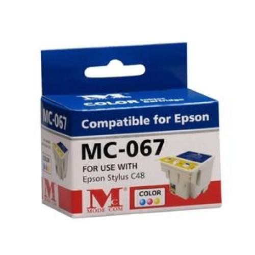 Cartus Color cerneala, Compatibil Modecom  pentru Epson T067C,NOU