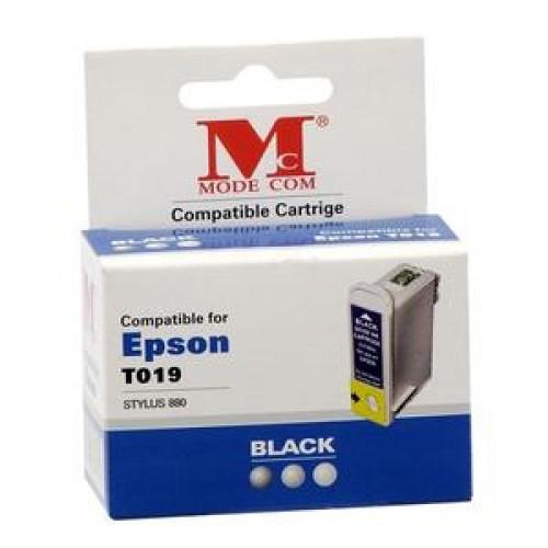 Cartus cerneala, Compatibil Modecom  pentru Epson T018, Negru, NOU