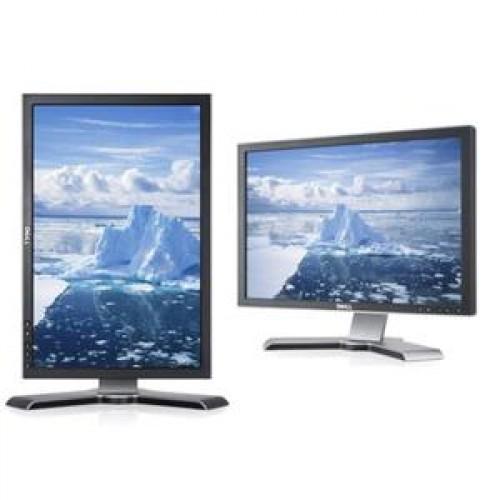 Monitor LCD DELL 2009WT, 20 Inci Widescreen, 1680 x 1050