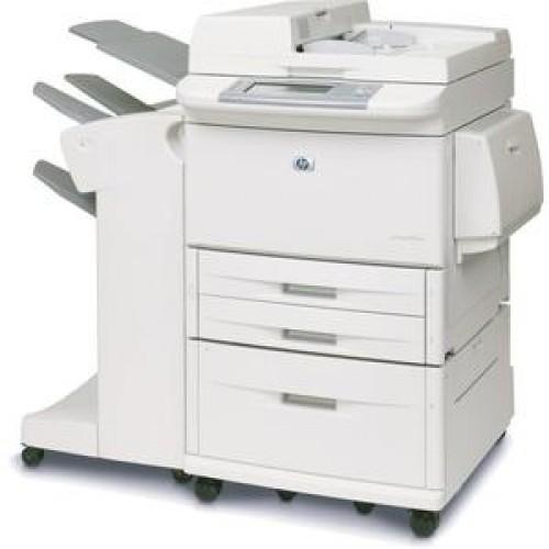 Multifunctionala HP LaserJet 9040 MFP, 40 pagini pe minut imprimare/copiere