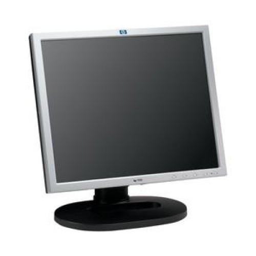 Monitor SH HP L1925, 19 inci LCD, 1280 x1024 dpi, 16.7 milioane de culori, prezinta o pata mica
