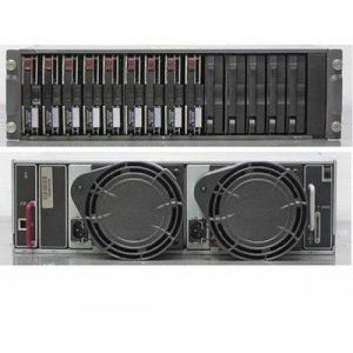 HP StorageWorks Disk Array EK1505 Bulk, 14 sloturi HDD Fibre Channel