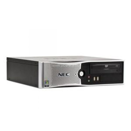 Computer NEC PowerMate VL280, Core 2 Duo E8300, 2.83Ghz, 2Gb, 80Gb DDR2, DVD-RW