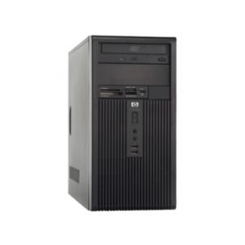 PC HP Compaq Tower DX2250, Athlon 64 X2 Dual 5000+ 2.0Ghz, 2GB DDR2, 160Gb HDD, DVD-RW
