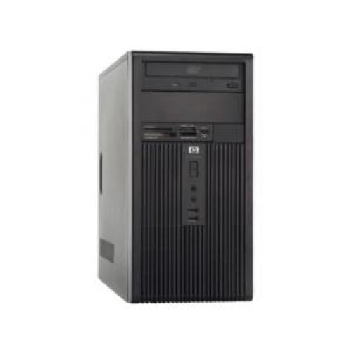 PC HP Compaq Tower DX2250, Athlon 64 X2 Dual 5000+ 2.0Ghz, 2GB DDR2, 160Gb HDD, DVD-RW