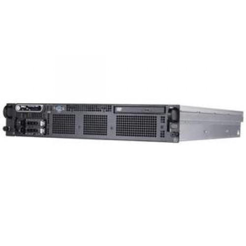Server Dell PowerEdge R805, 2x AMD Opteron 2378 Quad Core, 2.4Ghz, 16Gb DDR2 ECC, Fara HDD, DVD-ROM, RAID Perc 6/i