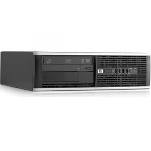 HP 6000 Pro SFF, Intel Pentium dual-core E5400, 2.7GHz, 4GB DDR3, 1TB HDD, DVD-RW + Windows 7 Professional