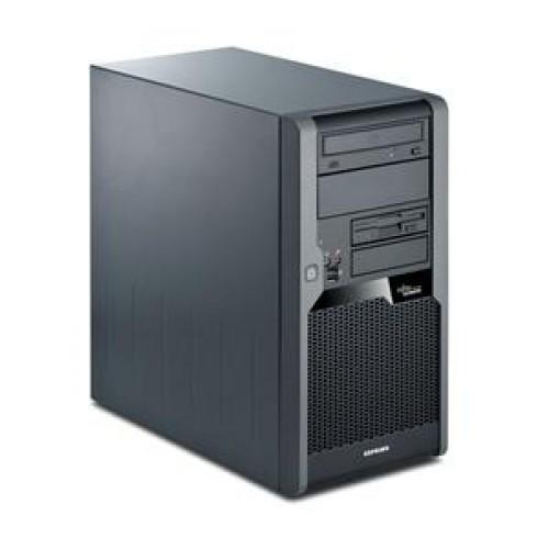 PC Fujitsu P5731, Core 2 Duo E6300 1.86Ghz, 2Gb DDR3, 250Gb SATA, DVD-RW